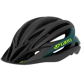 Giro Artex MIPS Casque, matte black/true spruce